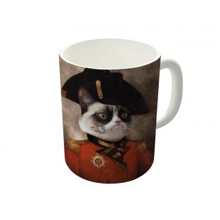 Dreambolic Angry Cat General Coffee Mug