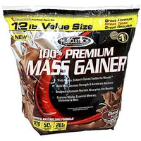 Muscle Tech 100%Pre Mass Gainer Chocolate 12Lbs