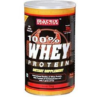 Matrix Nutrition 100% Whey Protein Chocolate 500Gm