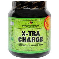 British Nutrition X-Tra Charge Green Apple 1Kg
