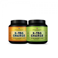 British Nutrition X-Tra Charge Orange 1Kg