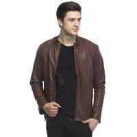 Trendmakerz Men's Brown Jackets