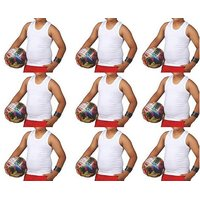 Combo Of 9 Kids Silba Vests
