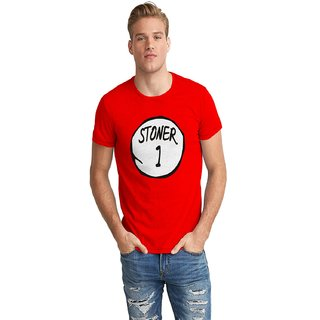 Dreambolic Stoner Half Sleeve T-Shirt