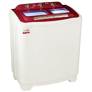 Godrej Gws 6502 Ppc 6.5 Kg Top Loading Semi Automatic Washing Machine Coral Pink