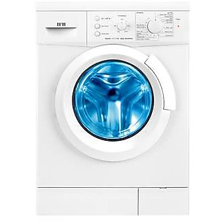 Ifb Elena Aqua Vx Fully-Automatic Front-Loading Washing Machine (6 Kg White)