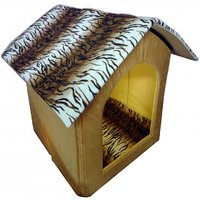 Petsho7-Stylish Home For Your Pets Triangle Hut For Dog  Cats - Small By Petsho