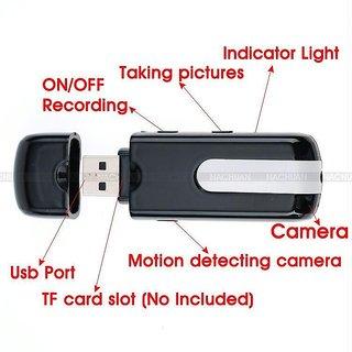 SPY PENDRIVE CAMERA WITH 4GB MEMORY CARD