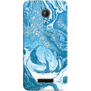 Oyehoye Micromax Canvas Spark Q380 Mobile Phone Back Cover With Abstract Art - Durable Matte Finish Hard Plastic Slim Case