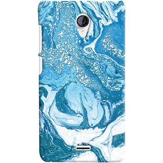 Oyehoye Micromax Unite 2 A106 Mobile Phone Back Cover With Abstract Art - Durable Matte Finish Hard Plastic Slim Case