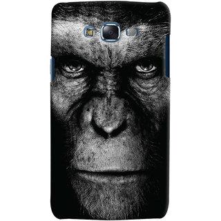 Oyehoye Samsung Galaxy J7 Mobile Phone Back Cover With Gorilla - Durable Matte Finish Hard Plastic Slim Case