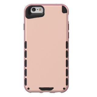 iPhone 6s Plus Case (Cubix) Armor Robot Cover Anti Scratch Slim-Fit Two Layer Defender Bumper Back cover For Apple iPhone 6s Plus (Rose Gold)