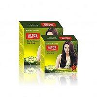 Herbal Heena Hair Pack For Natural Care Of Hair (Pack Of 3)