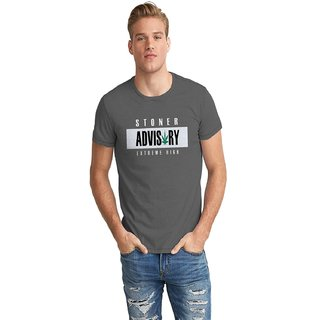 Dreambolic Stoner Advisory Half Sleeve T-Shirt