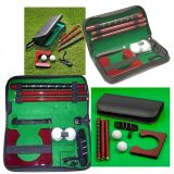 Foldable Executive Golf Set Perfect Of Office Home Putting Practice