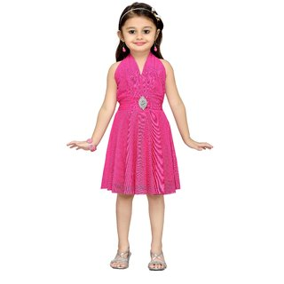 Aarika Girls Rani Layered Dress