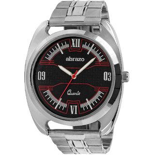 abrazo Men's Analog Watch 0052-BL