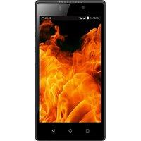LYF Flame 8 (Black, 8GB)