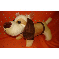 Bruno Dog Animal Soft Toy