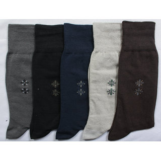 9 Pair of Formal Cotton Socks at Rs 289 - Cheapest Ever Deal