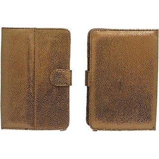 Jojo Flip Cover for Samsung Galaxy Tab 2 7.0 I705         (Light Brown)