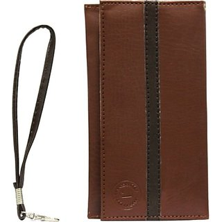 Jo Jo Pouch for BlackBerry Bold Touch 9930         (Brown)