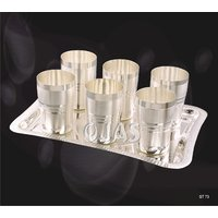 Ojas Silver Plated Glass Set - 3118678