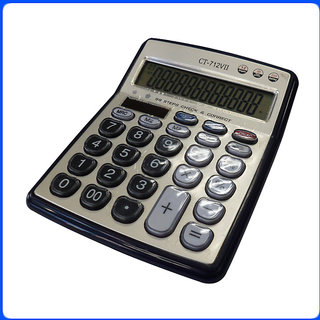 Plastic Button Calculator Table Size