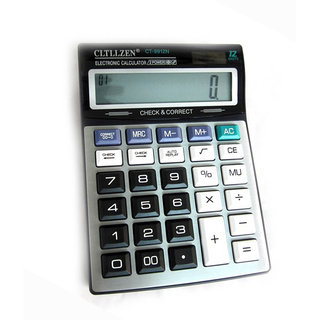Large Display Desk Calculator