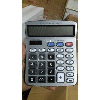 Transparent Button Big Size Calculator
