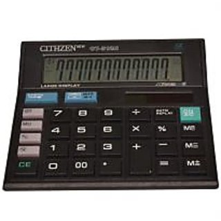 Electronic Calculator Dual Power