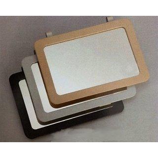 CP BIGBASKET JVS Vanity mirror for cars (black)