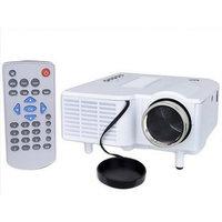 UNIC UC 28 Plus Mini LED Cinema Projector at Rs.2999/-