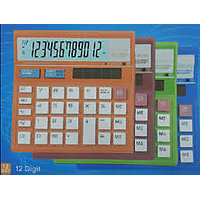 Coloured Electronic Calculator
