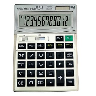 Big Display Table Calculator