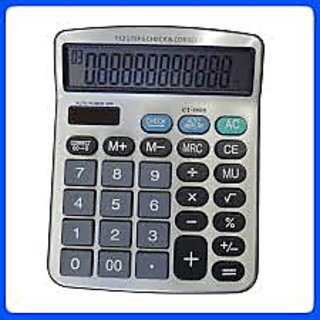 Smooth Running Electronic Calculator
