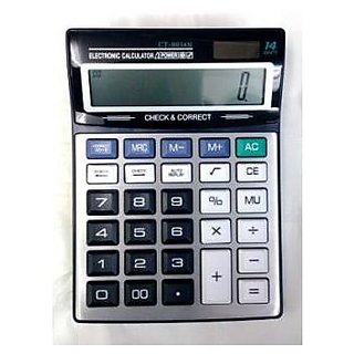 14 Digit Big Size Calculator