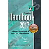 Swamy's HANDBOOK 2017 for Central Government Staff (with a Free Diary)