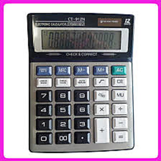 Big Display Electronic Calculator
