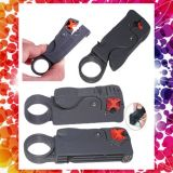 Rotary Coaxial Cable Stripper Quick Set Up And Fast Operation