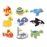 Intex Water Toys (Combo Of 6 Pcs.)