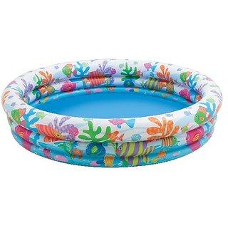 Intex fish bowl pool set for Intex pool koi pond