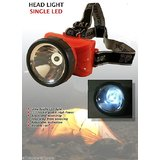 LED Head Light - Headlamp - Flash Light - High Power - Long Range-Rechargeable
