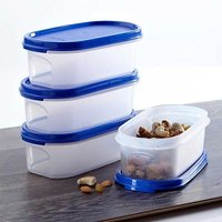 TUPPERWARE MODULAR MATE OVAL - MM Super OVAL 500 ML #1(4pcs)