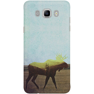 Dreambolic Moose Mobile Back Cover