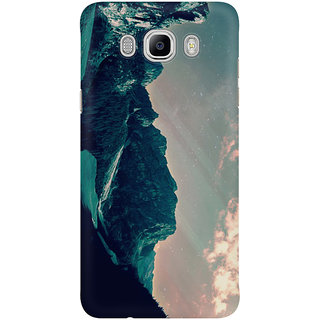 Dreambolic Mountain Call Mobile Back Cover