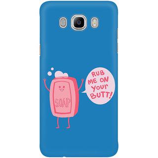 Dreambolic Lil Soap Mobile Back Cover