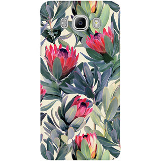 Dreambolic Painted Protea Pattern Mobile Back Cover