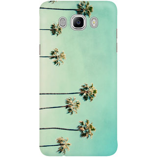 Dreambolic Palm Trees Mobile Back Cover