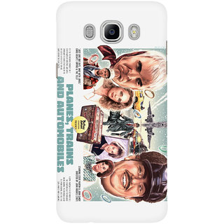 Dreambolic Planes Trains Automobiles Mobile Back Cover